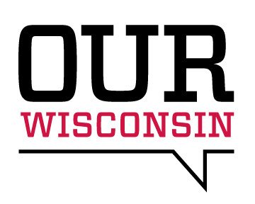 Our Wisconsin logo